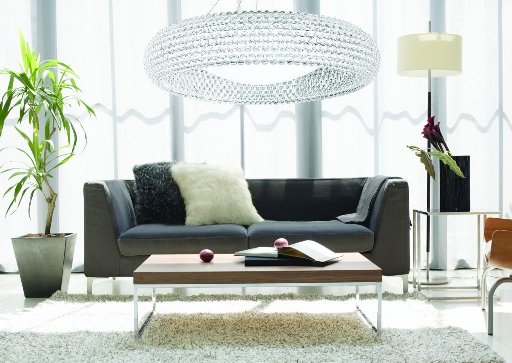 lampa wisząca acrylio